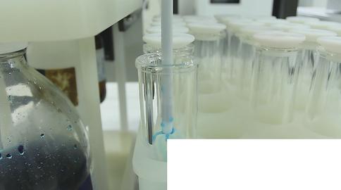 Точное добавление кислот на автоматизированная станции пробоподготовки PREPS