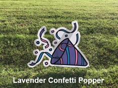 Lavender Confetti Popper.png
