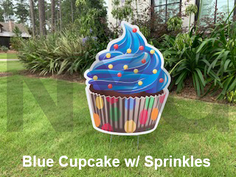 Blue Cupcake with sprinkles.png