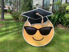 Graduation Cool Emoji