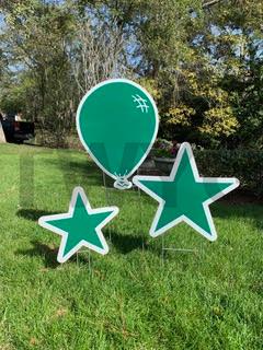 Kelly Green Balloon