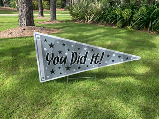 You Did It Flag