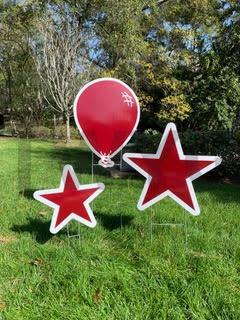 Deep Red Balloon