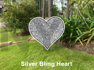 Silver Bling Heart - Wedding.png