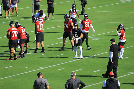 2019 FALCONS TRAINING CAMP RYAN 2YW4A116