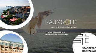 Raumgold @Städtetag Baden-Württemberg