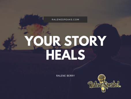 Your Story Heals