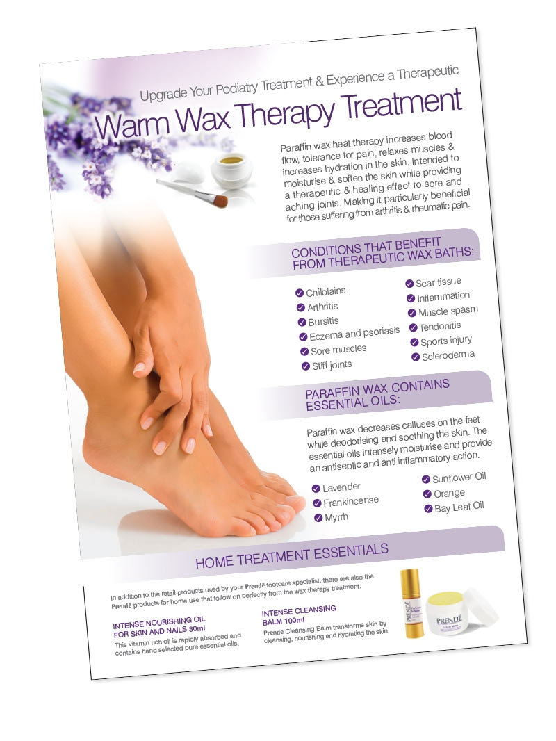 Medical Warm Wax Therapy