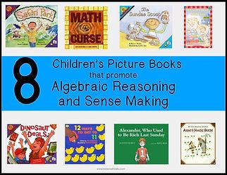 Childrens Books that Promote Algebraic R