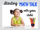 starting math talk with your child blog