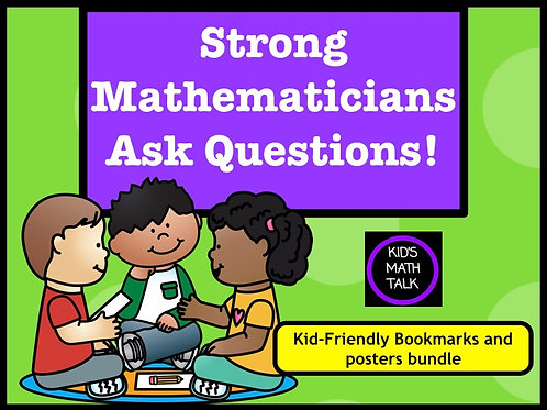Strong Mathematicians Ask Questions!