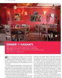 Hanam coverage
