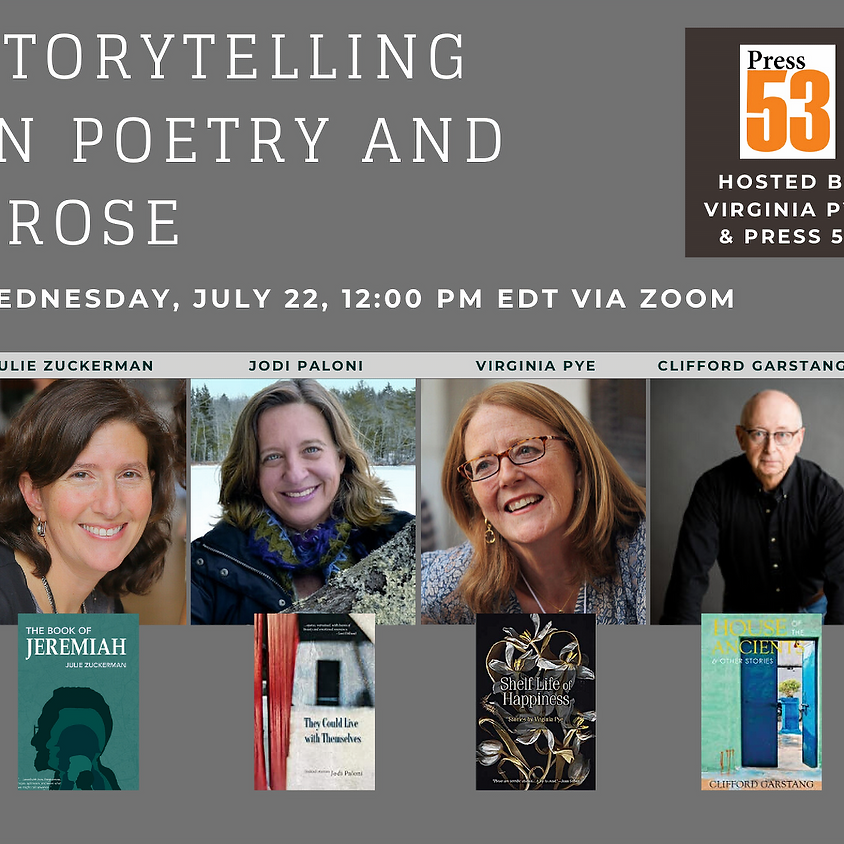 Storytelling in Poetry and Prose