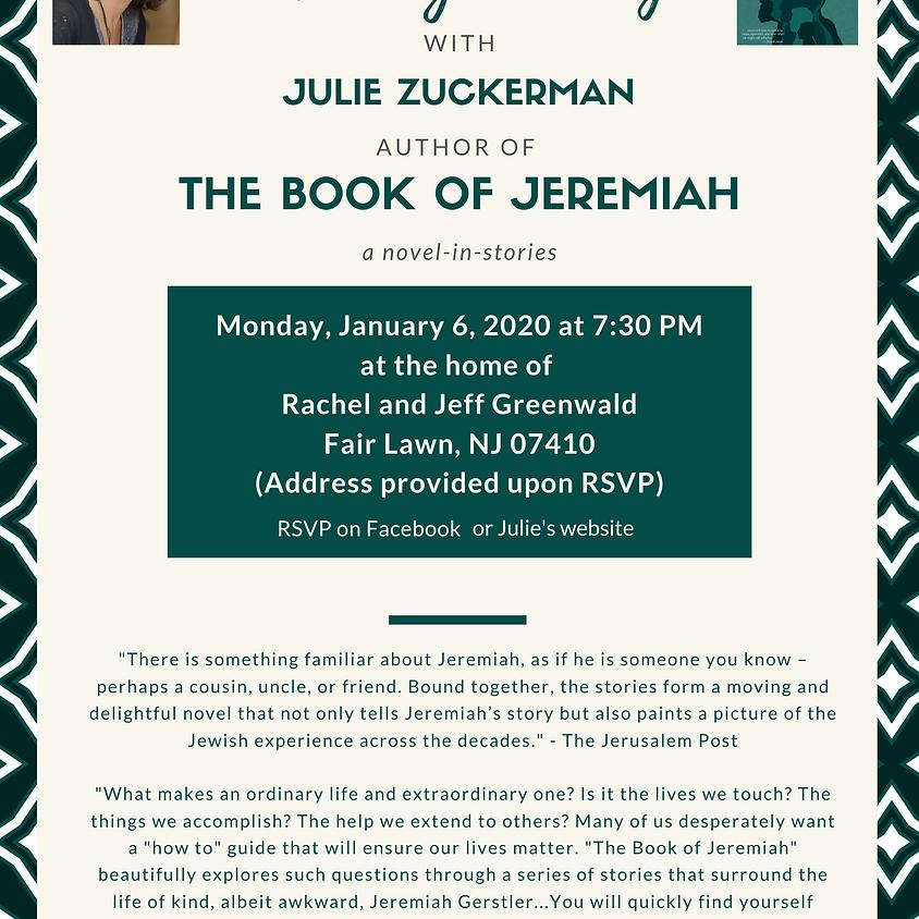 Book Event in Fair Lawn, NJ
