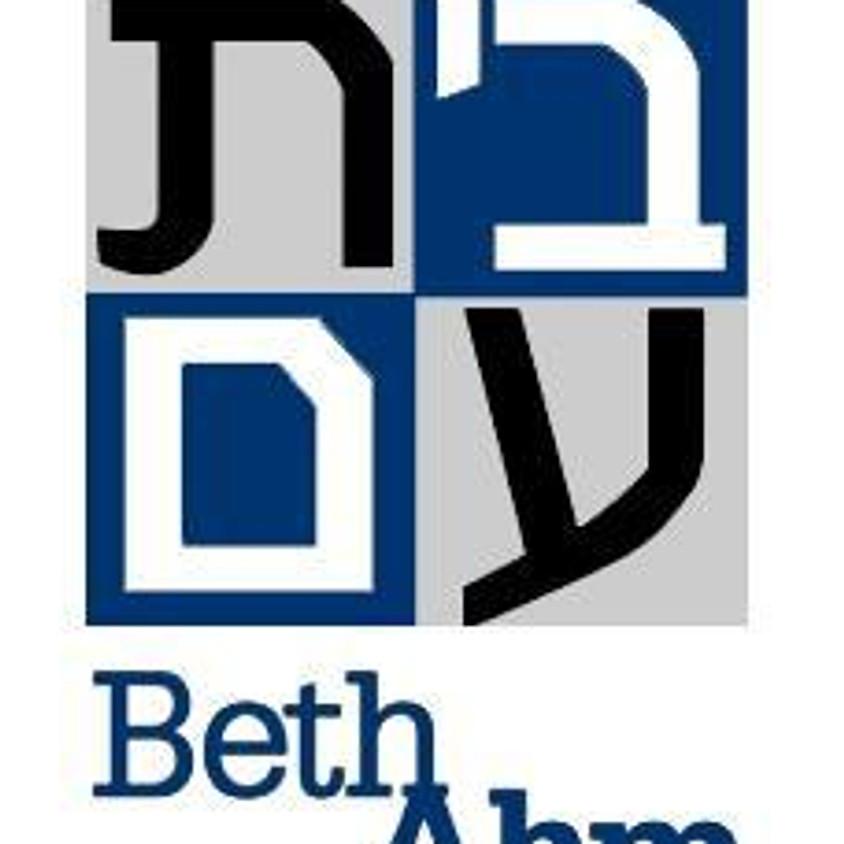 Congregation Beth Ahm Book Club