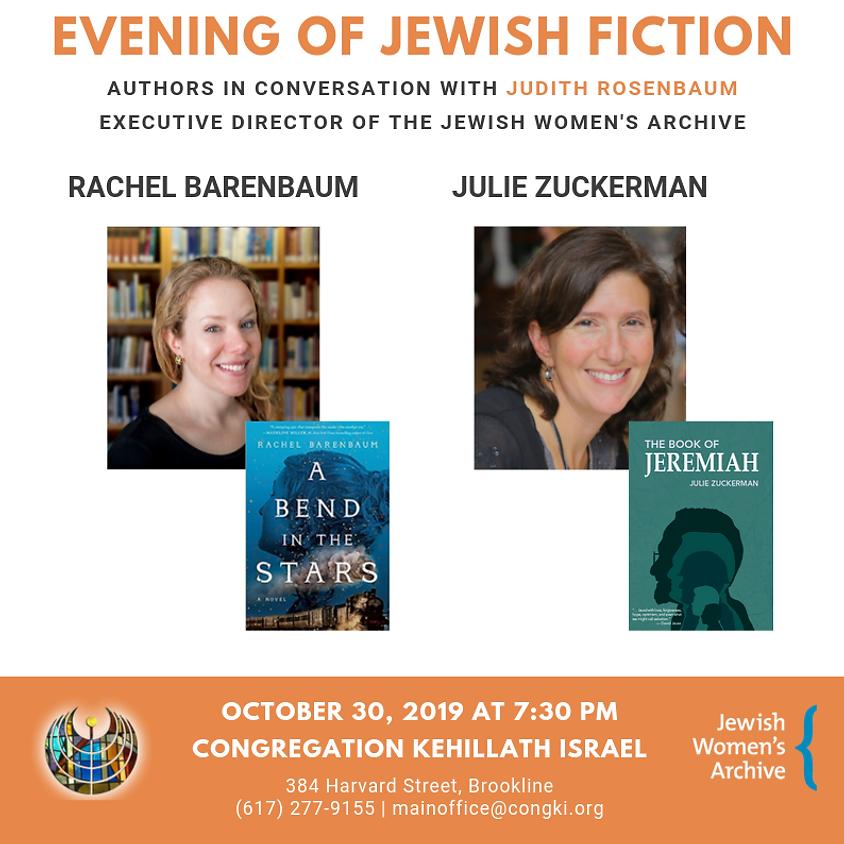 Evening of Jewish Fiction