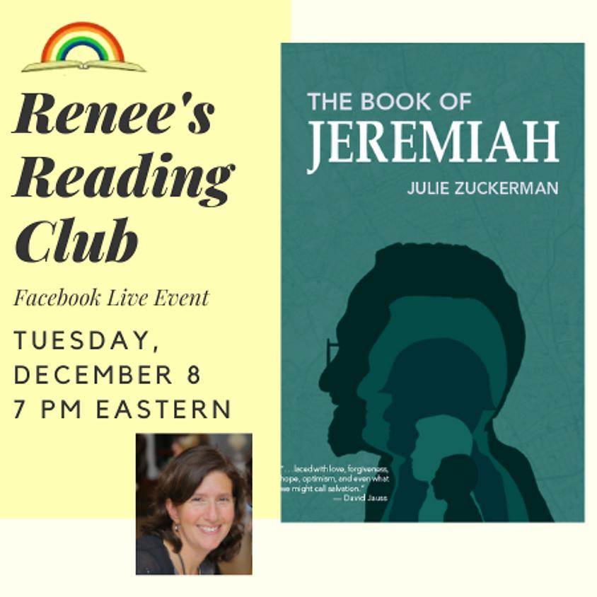 Renee's Reading Club - FB Live