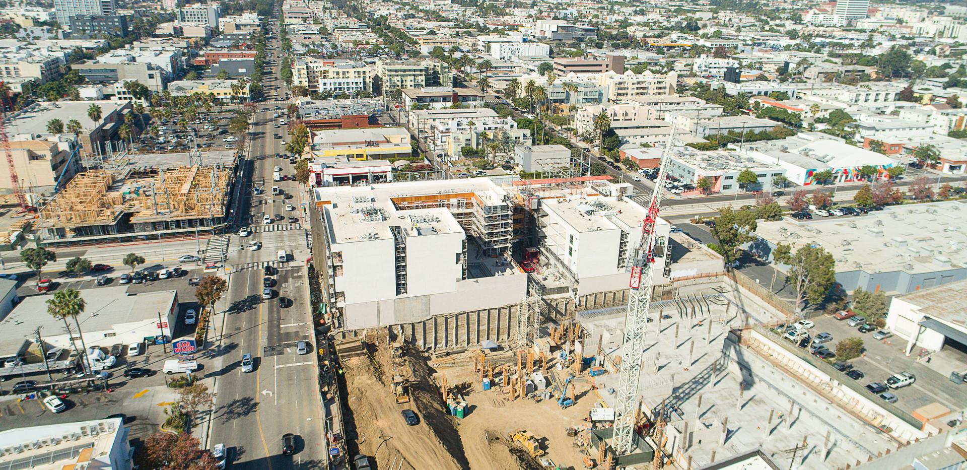 Santa Monica Development