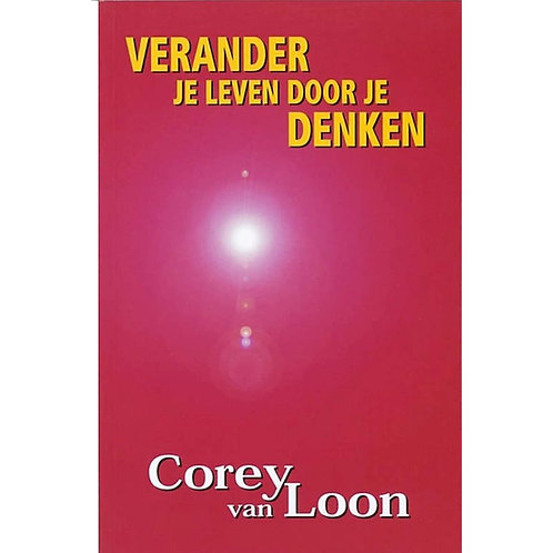 Verander je Leven, door Corey van Loon