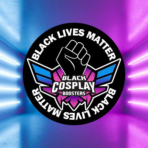 BCB BLM Sticker