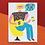 Thumbnail: Birthday Guitar Greetings Card
