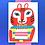 Thumbnail: Party Tiger Greetings Card