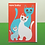 Thumbnail: Baby Cat Greetings Card