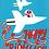 Thumbnail: Airplane Greetings Card
