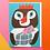 Thumbnail: Party Penguin Greetings Card
