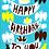 Thumbnail: Bird Song Greetings Card
