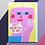 Thumbnail: Just Wanted To Say… Greetings Card
