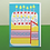 Thumbnail: Birthday Cake Greetings Card