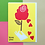 Thumbnail: Rose Greetings Card