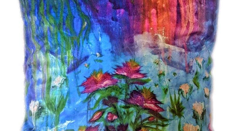 Enchanted Lagoon - Cushion - Pillow - Home Decor - Soft Furnishings