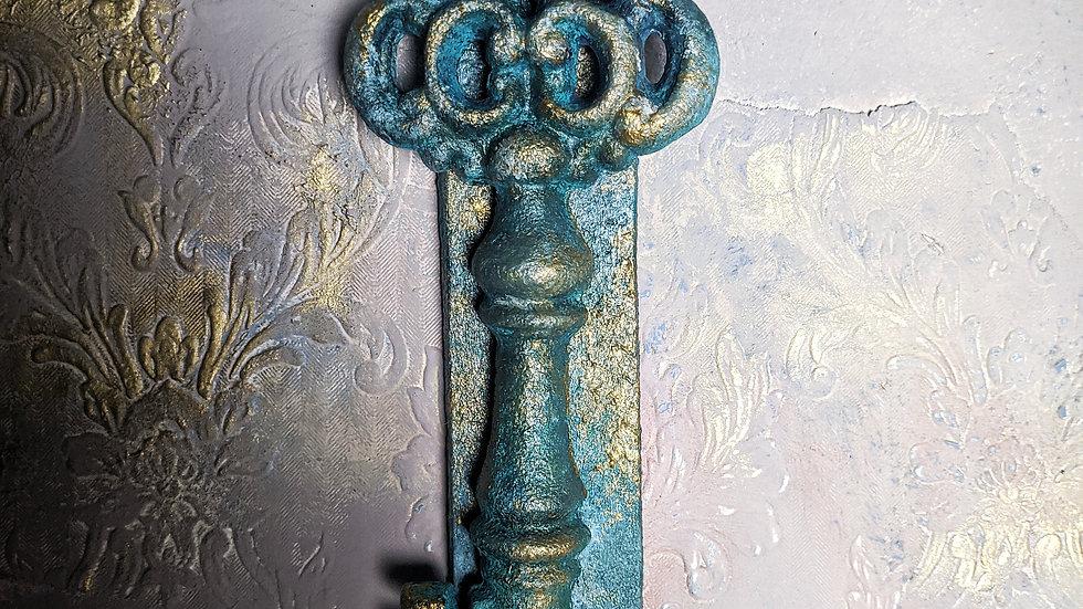 Washed Ashore - Door Knocker - Cast Iron Knocker -  Gift Ideas - Christmas