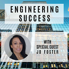 Engineering Success Jo Foster