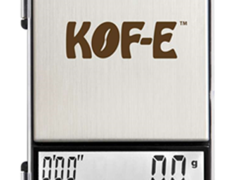 Pocket Scale - Barista Waage mit Timer