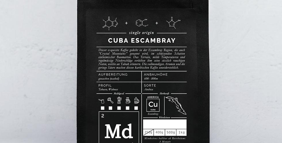 Cuba Escambray