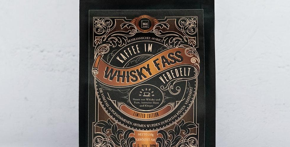 Whisky Fass Kaffee