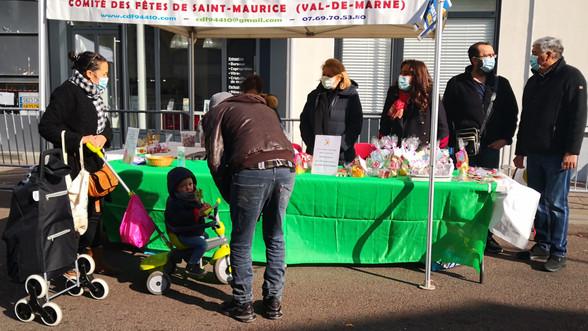 Chasse aux œufs au marché Emile Bertrand dimanche 4 avril