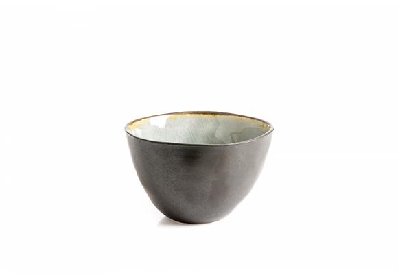 Bowl blauw-grijs