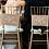 Thumbnail: Stoeldecoratie Mr&Mrs Jute