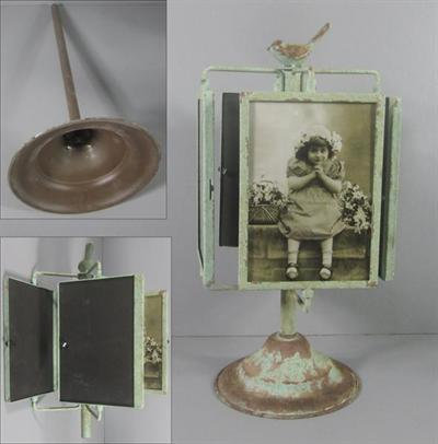 Fotokader Vintage Mint