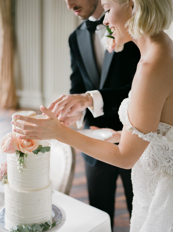 Inspiratie luxe trouwfeest