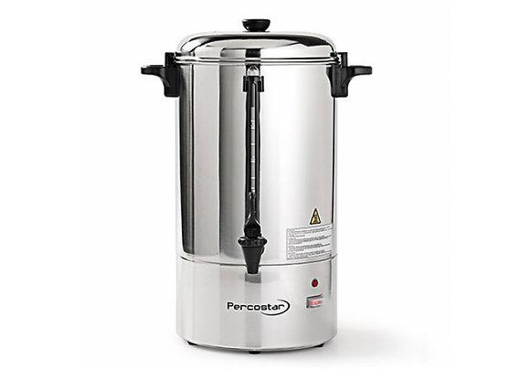 Percolator koffie 15 liter +-80 tassen