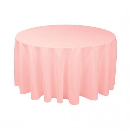 Tafellinnen Pastel Roze 8p
