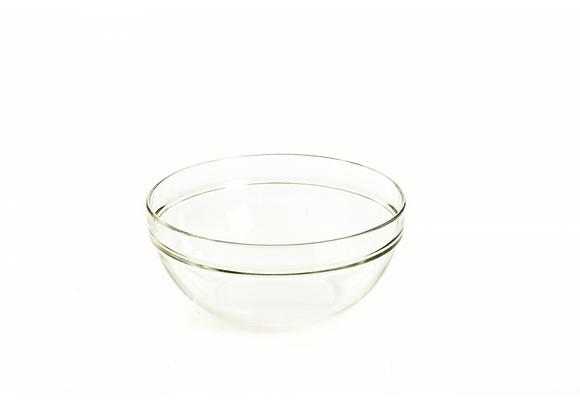 Groentenkom in glas 25