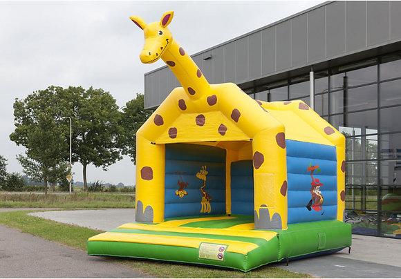 Springkasteel Giraffe 5.40m x 3.40m