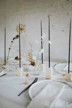 Boho Minimal trouwfeest
