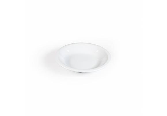 Groot diep bord/pastabord wit Kopenhagen